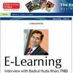 digital bangladesh e-learning badrul khan